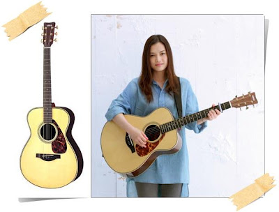 gitar yui 6