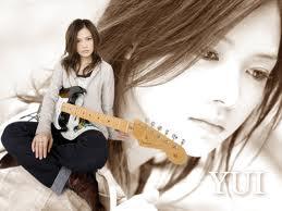 yui dan gitar