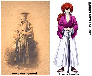 72 Gambar Tokoh Kartun Samurai X Paling Keren